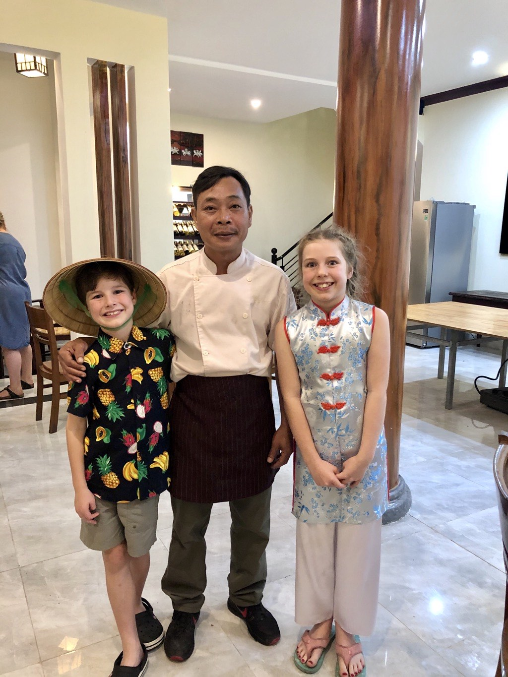 Cooking Class - Chef with Alex & Bella